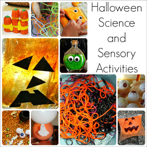 k-6 Pumpkin Science Lesson Plans