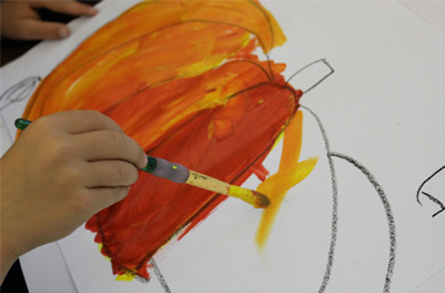 k-6 Pumpkin Fun Art Lesson Plans